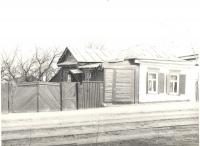 Дом родителей И.И. Крылова. Улица Крылова, 42
