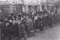 Пр. Платовский, 80, 82, демонстрация 7-го ноября.