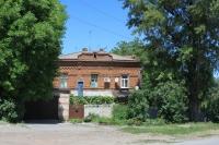 Улица Старочеркасская, 2. Вид с ул. Силикатной