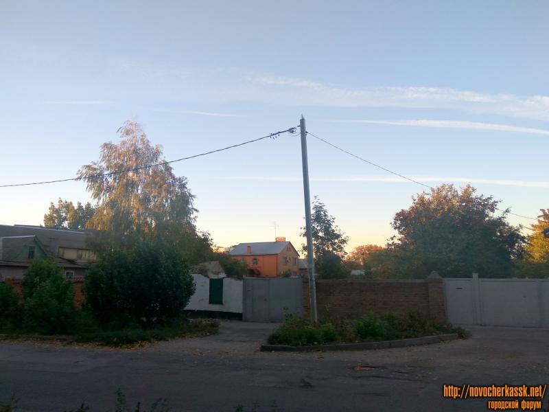 Снос дома по улице Народной, 56
