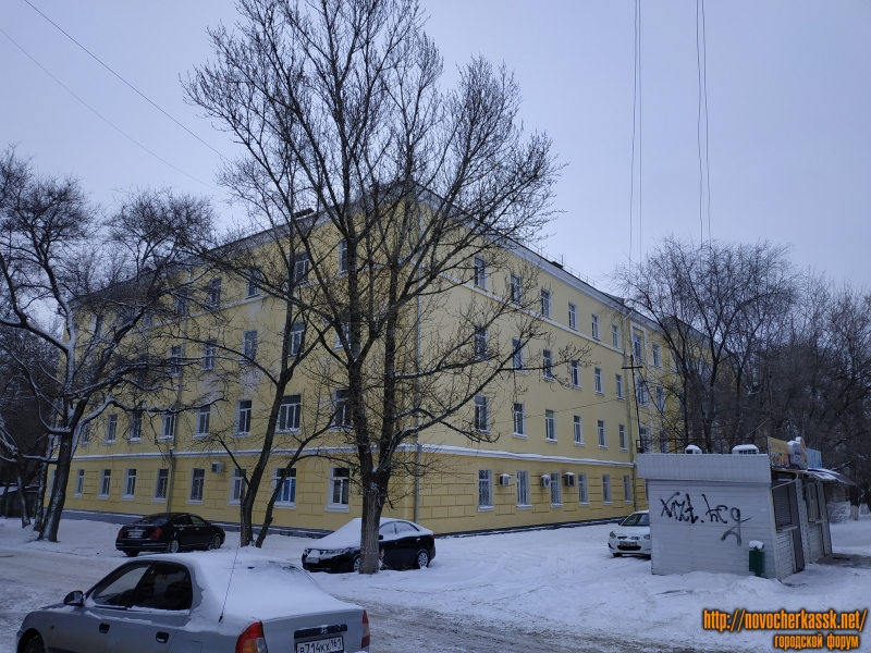 Общежитие на пр. Баклановском, 78, после ремонта