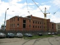 Строительство нового корпуса НПИ