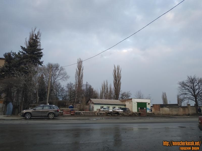 Улица Будённовская, возле пожарной части