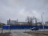 Угол Баклановского и Островского. Пустырь под застройку на месте общежития