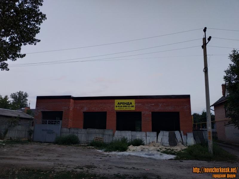 Стройка на пр. Баклановском, 125