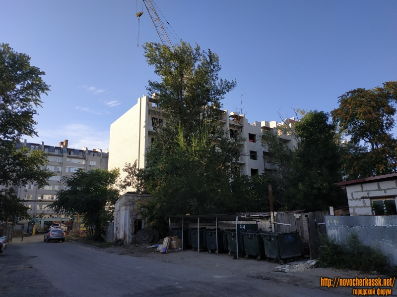 Строительство дома на Сенной площади