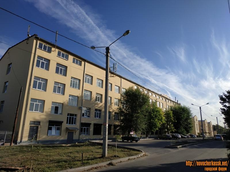 Улица Троицкая. Лабораторный корпус ЮРГПУ (НПИ)