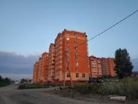 Пересечение Цимлянского переулка и улицы Буденновской