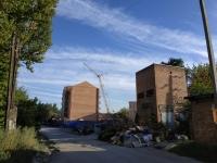 Строительство жилого дома на улице 8 марта