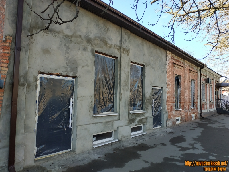Улица Московская, 33А
