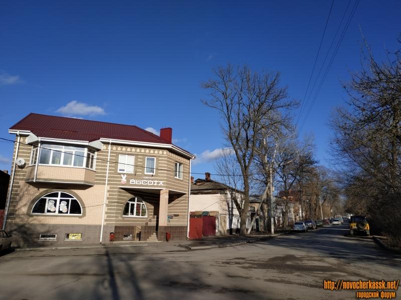 Площадь Левски, 20 и улица Генерала Лебедя