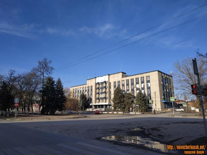 Бизнес-центр «Ермак». Улица Ермака, 106. Бывшее здание «Донпроектэлектро»