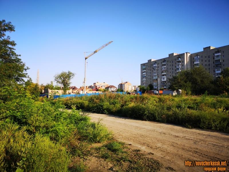 Застройка ЖК «Атаман». Улица Будённовская