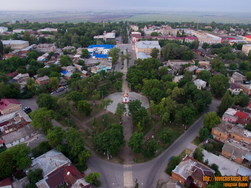 Площадь Левски