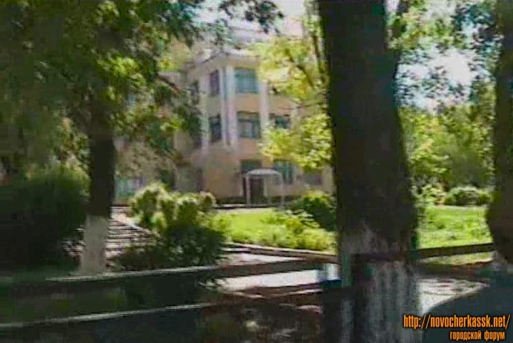 Вид на школу №19