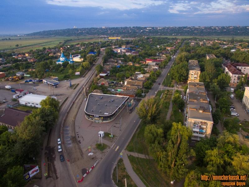 Ремонт улицы Гагарина и улица Петрова. Хотунок
