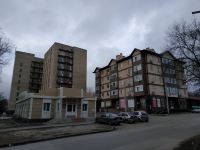 Улица Михайловская, 168, 171. Общежитие номер 12 ЮРГПУ (НПИ)