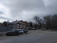 Проспект Баклановский 67, 69 (за сквером)
