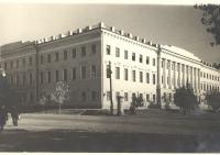 Здание Новочеркасского Суворовского Военного училища