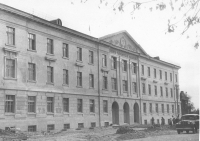 Завершение строительства главного корпуса геолого-разведочного техникума