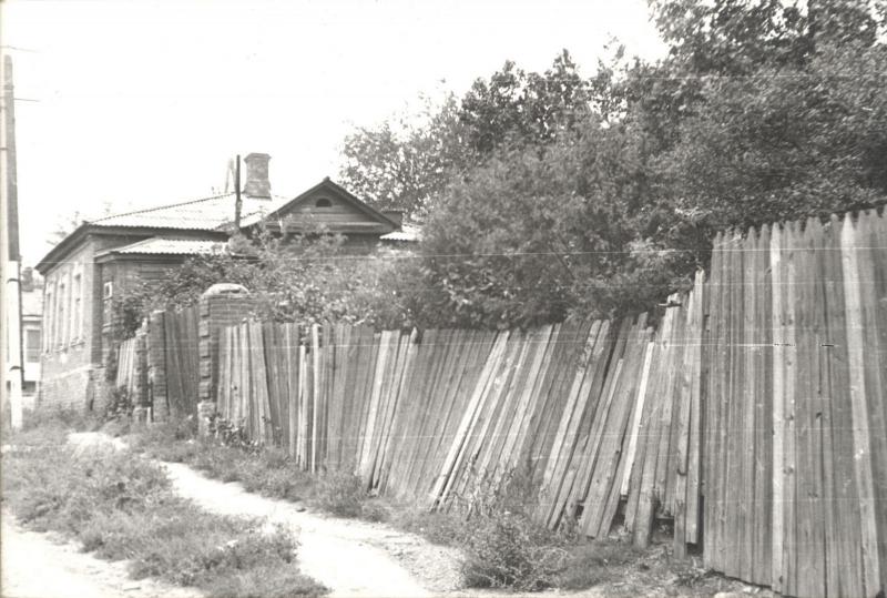 Вид на Дом и усадьбу И.И. Крылова
