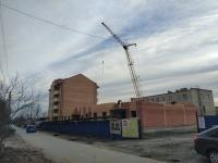 Строительство дома на улице 8 Марта