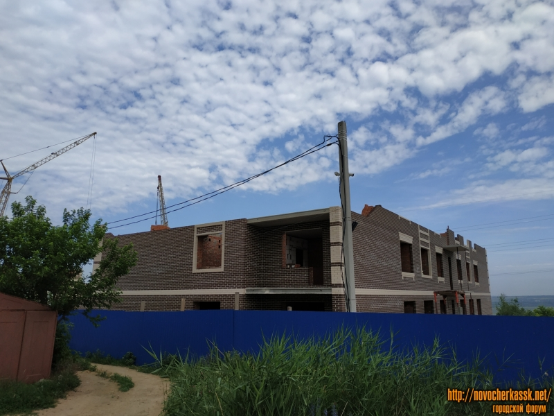 Строительство второго корпуса ЖК «Атаман»