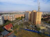 Строительство домов по адресу Цимлянский переулок, 1Б и 1Г