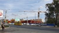 Вторая очередь строительства ТЦ «Батон»