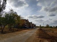 Улица Буденновская и ЖК «Атаман». Вид на запад