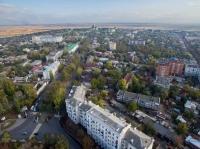 Вид на центральную часть города с площади Троицкой