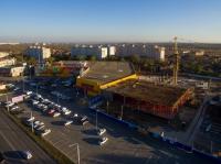 Строительство второй очереди ТРЦ «Батон»