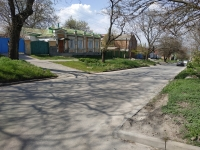 Улица Ленгника в районе домов 23-25