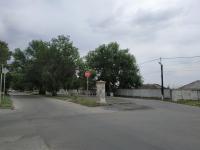 Улица Александровская. Афишная тумба