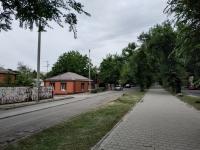 Улица Пушкинская. Съезд в переулок Студенческий
