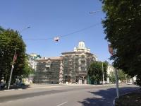 Ремонт дома на улице Московской, 67