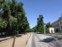 Затянувшаяся замена трамвайных рельс на улице Богдана Хмельницкого