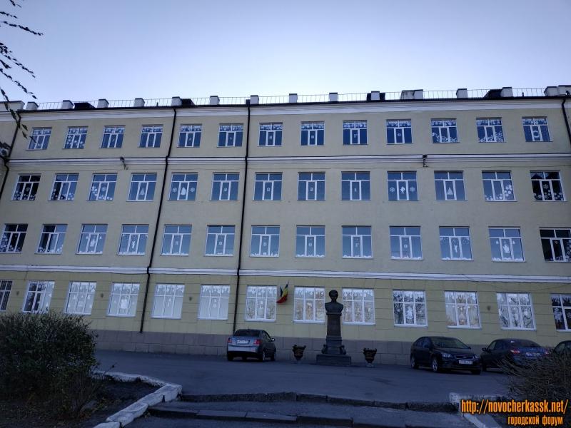 Школа №19 перед Новым годом