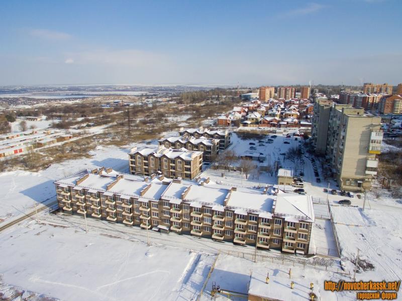 Жилой комплекс «Атаман», улица Будённовская