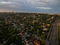 Вид на улицу Грекова и спуск Герцена