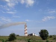 Вид на Новочеркасскую ГРЭС с востока