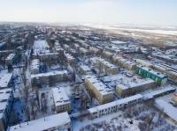 Вид на микрорайон Черёмушки