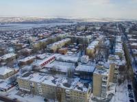 Вид на квартал Народная / 26 Бакинских комиссаров / Будённовская