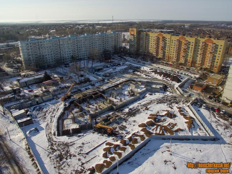 Строительство нового детского сада на Автовокзале