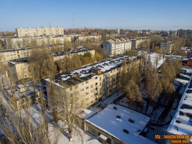 Студгородок ЮГРПУ (НПИ)