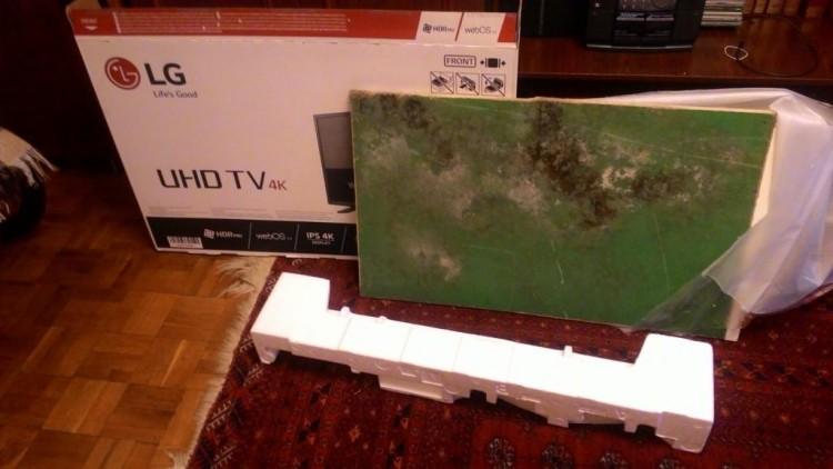 ВНовочеркасске жителю города продали кусок ДСП сплесенью вместо телевизора