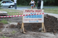 В бывшем Промышленном районе Новочеркасска не будет воды!