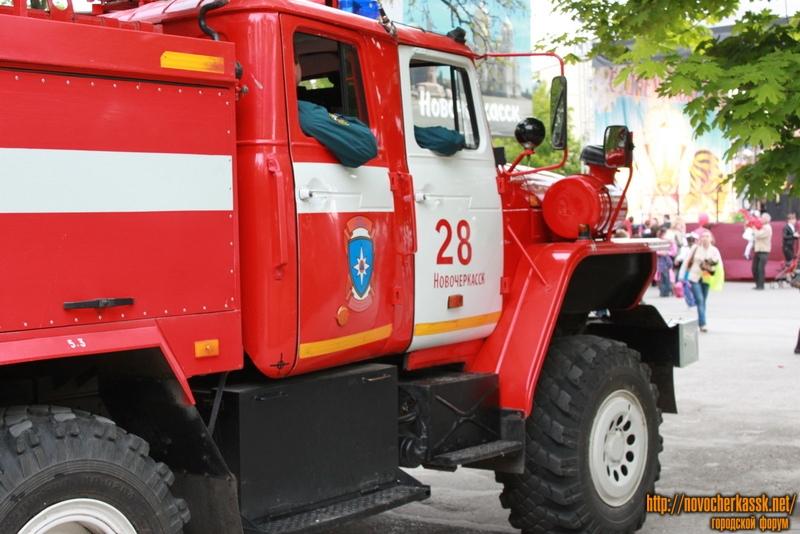 Минувшие выходные в Новочеркасске стали серьёзным испытанием для всех экстренных служб