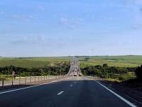 После реконструкции открыт участок федеральной трассы М4 «Дон», находящийся в пределах Ростовской области
